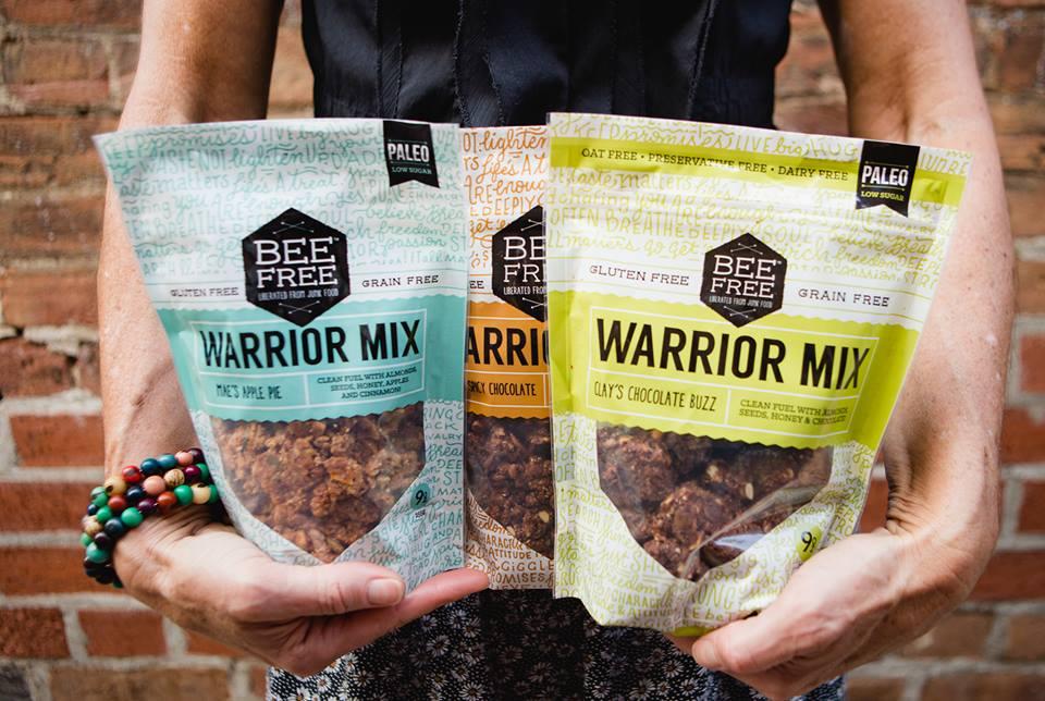 Meet a Maker: Jennifer Wiese, BeeFree Gluten Free