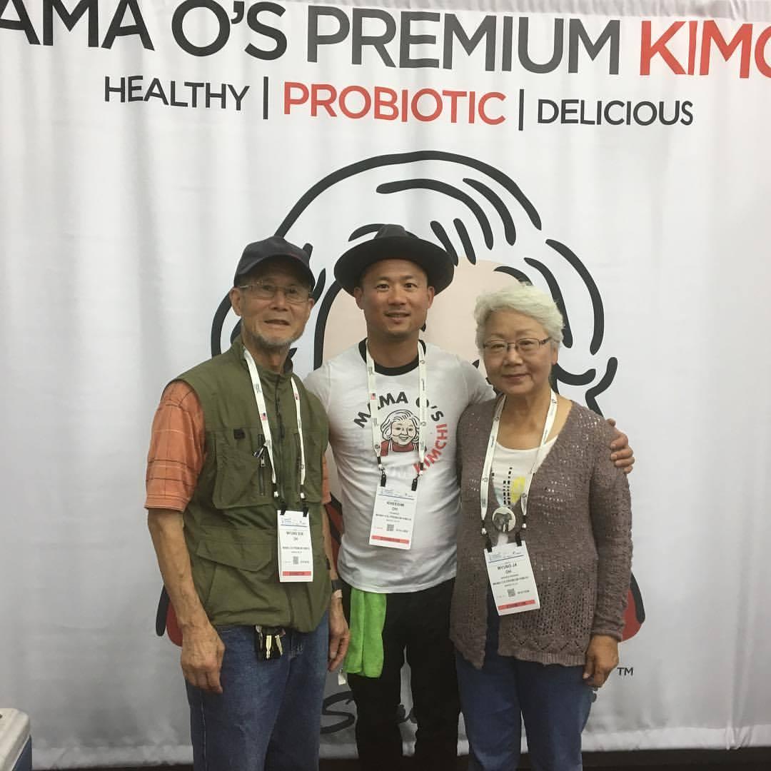 Meet a Maker: Kheedim Oh, Mama O's Kimchi