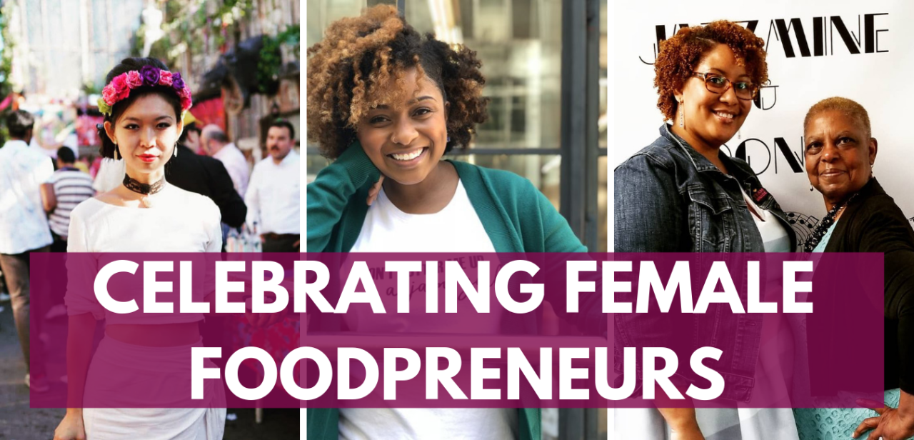 Female Food Entrepreneurs: By the Numbers