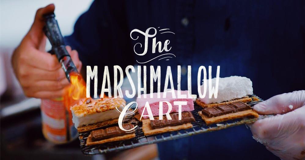 Meet A Maker: Madison Gouzie, The Marshmallow Cart