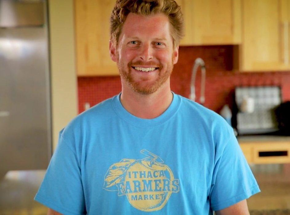 Meet a Maker: Chris Kirby, Ithaca Hummus