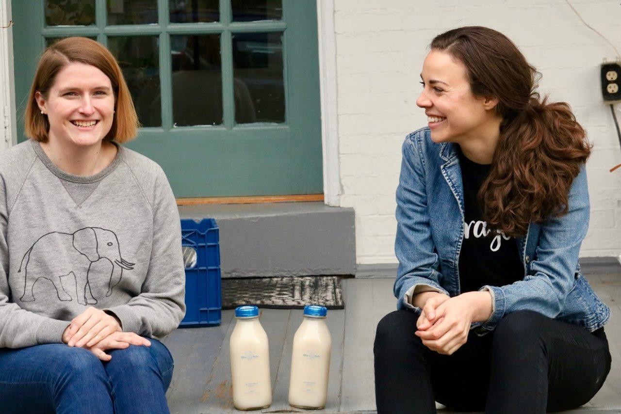 Meet a Maker: Kristy Halderman, Blue Crate Oat Milk