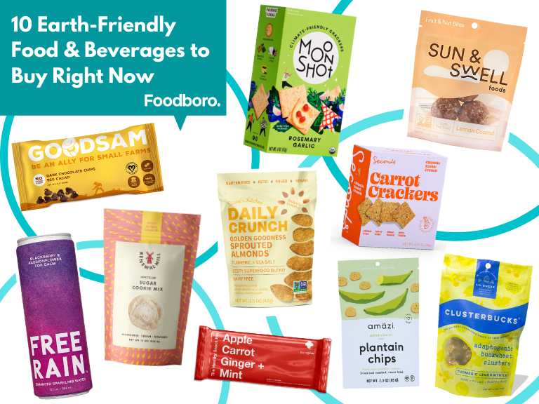 10 Food & Beverage Brands Saving the Planet