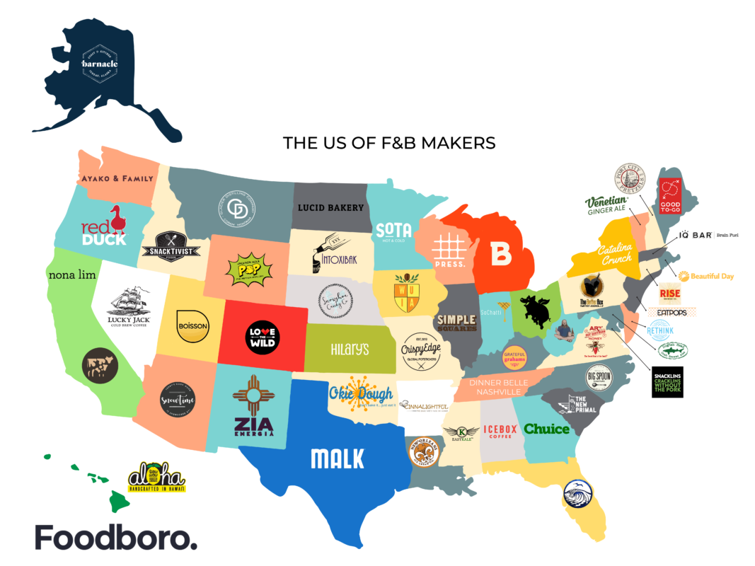Must-Watch Food and Beverage Makers in Every U.S. State