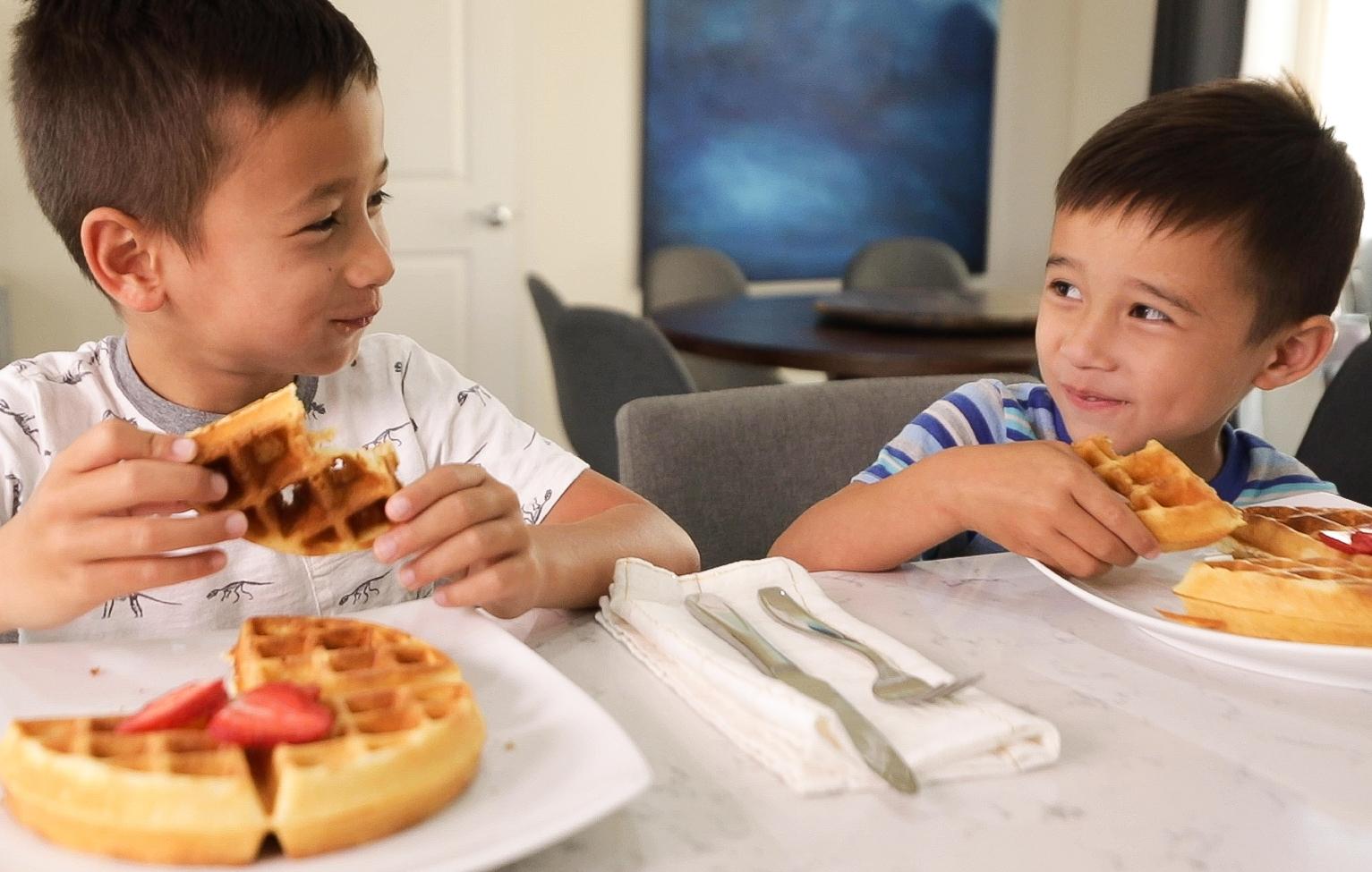 Meet a Maker: Chi Yan of Walt's Waffles