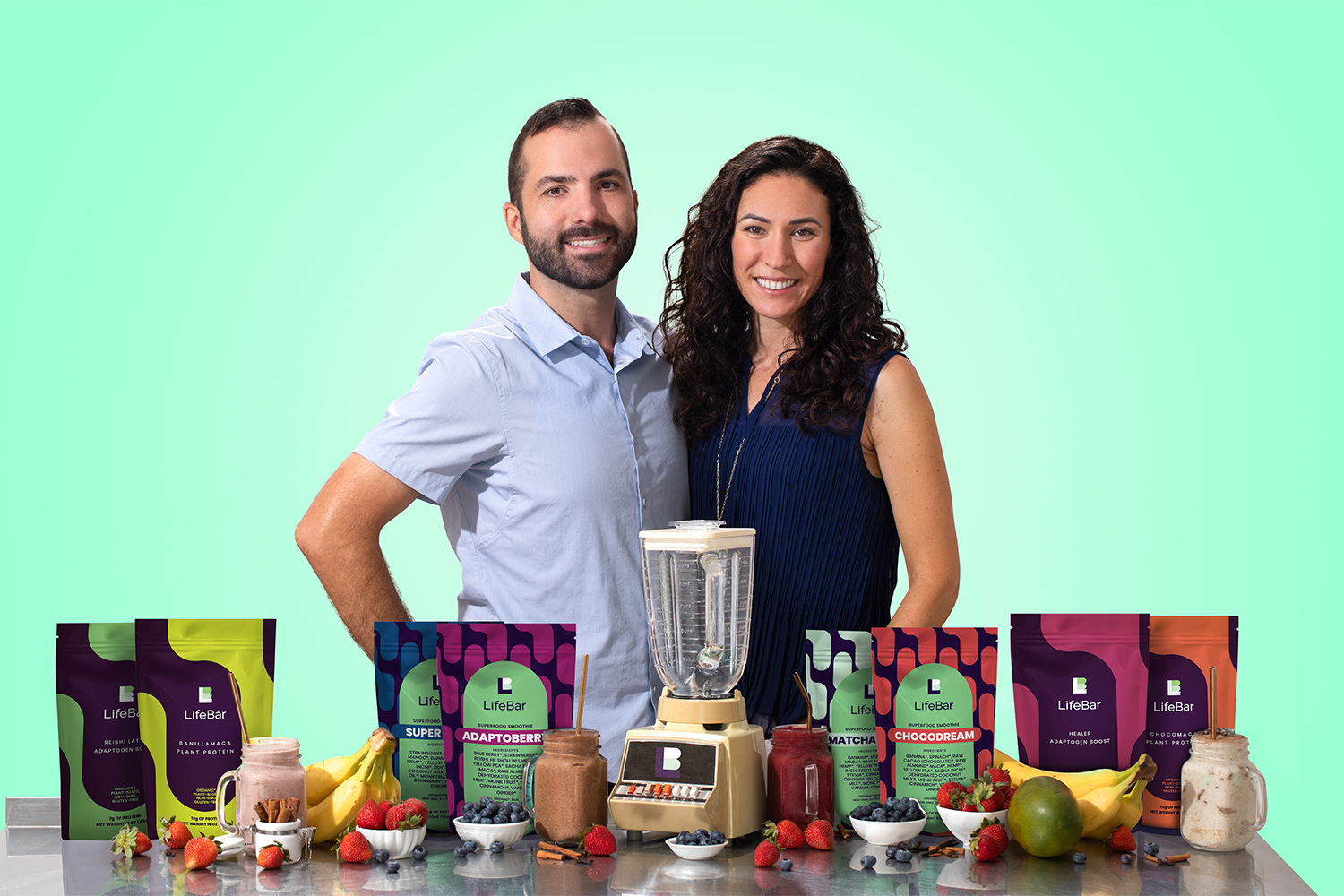 Meet a Maker: Chase and Jamie Barmore, LIFEbar