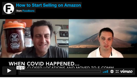 So You Want to Sell Your Product on Amazon....