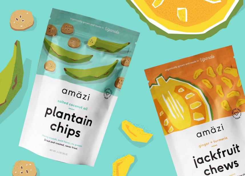 Meet a Maker: Renee Dunn of Amazi Foods