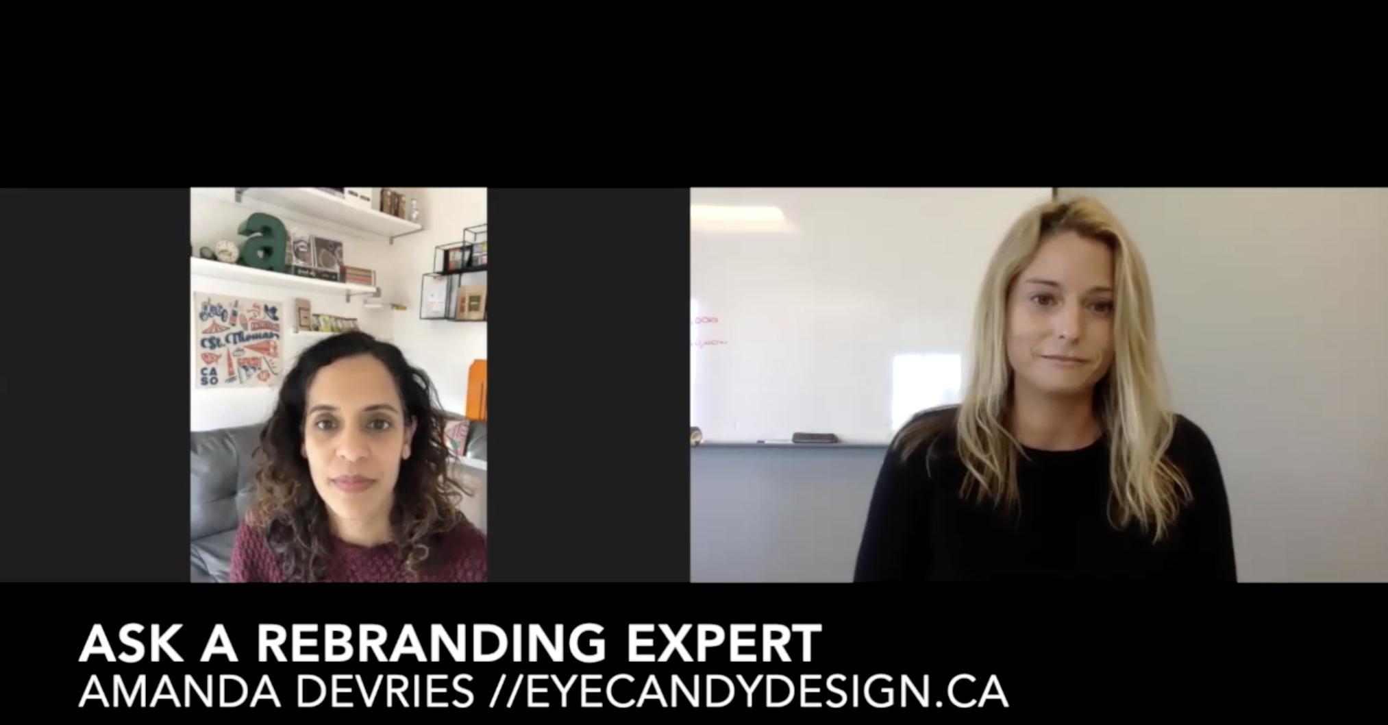Ask an Expert: Amanda De Vries of Eye Candy Design