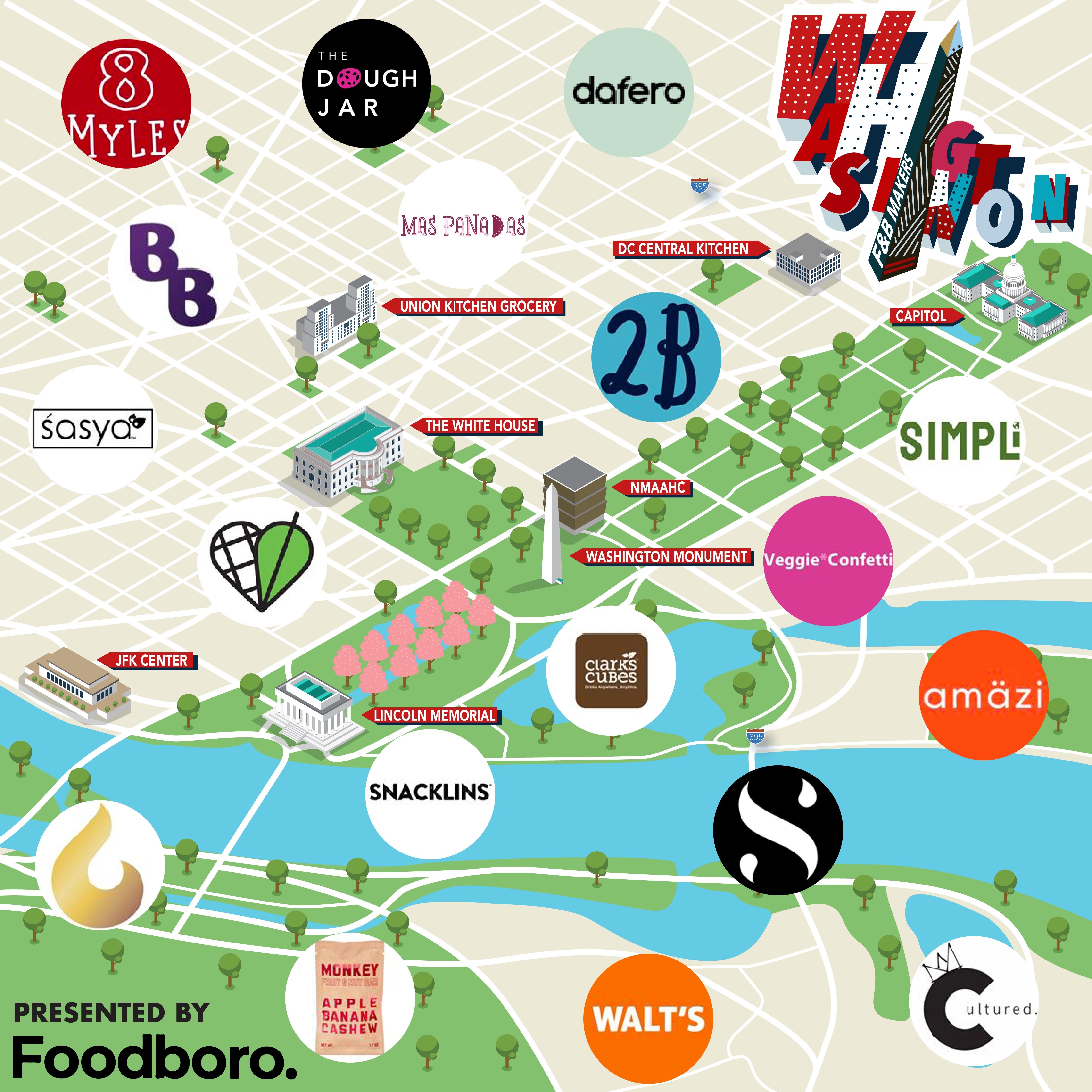 18 Must-Watch Food and Beverage Makers in Washington D.C.