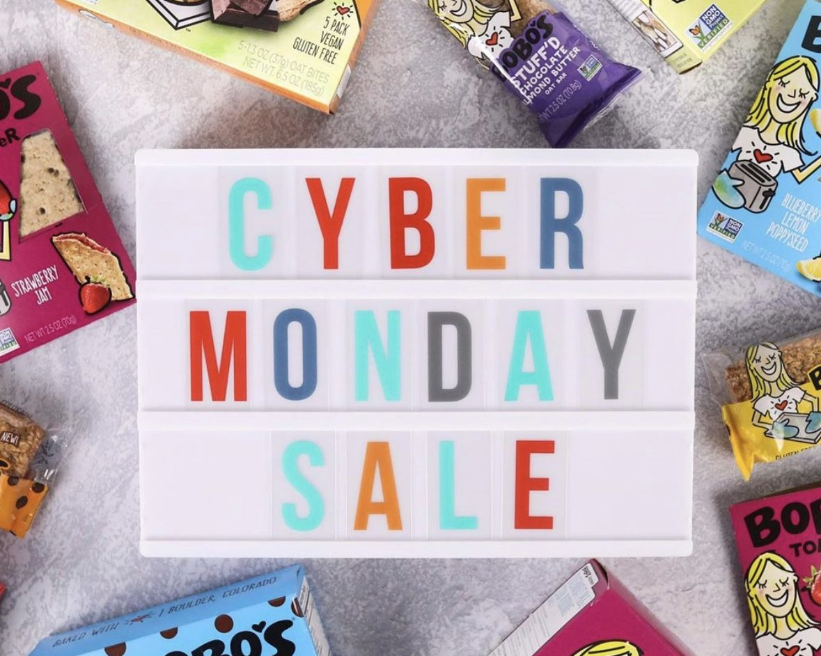 Cyber Monday 2019: Food & Beverage Makers Dish Out Sweet Deals
