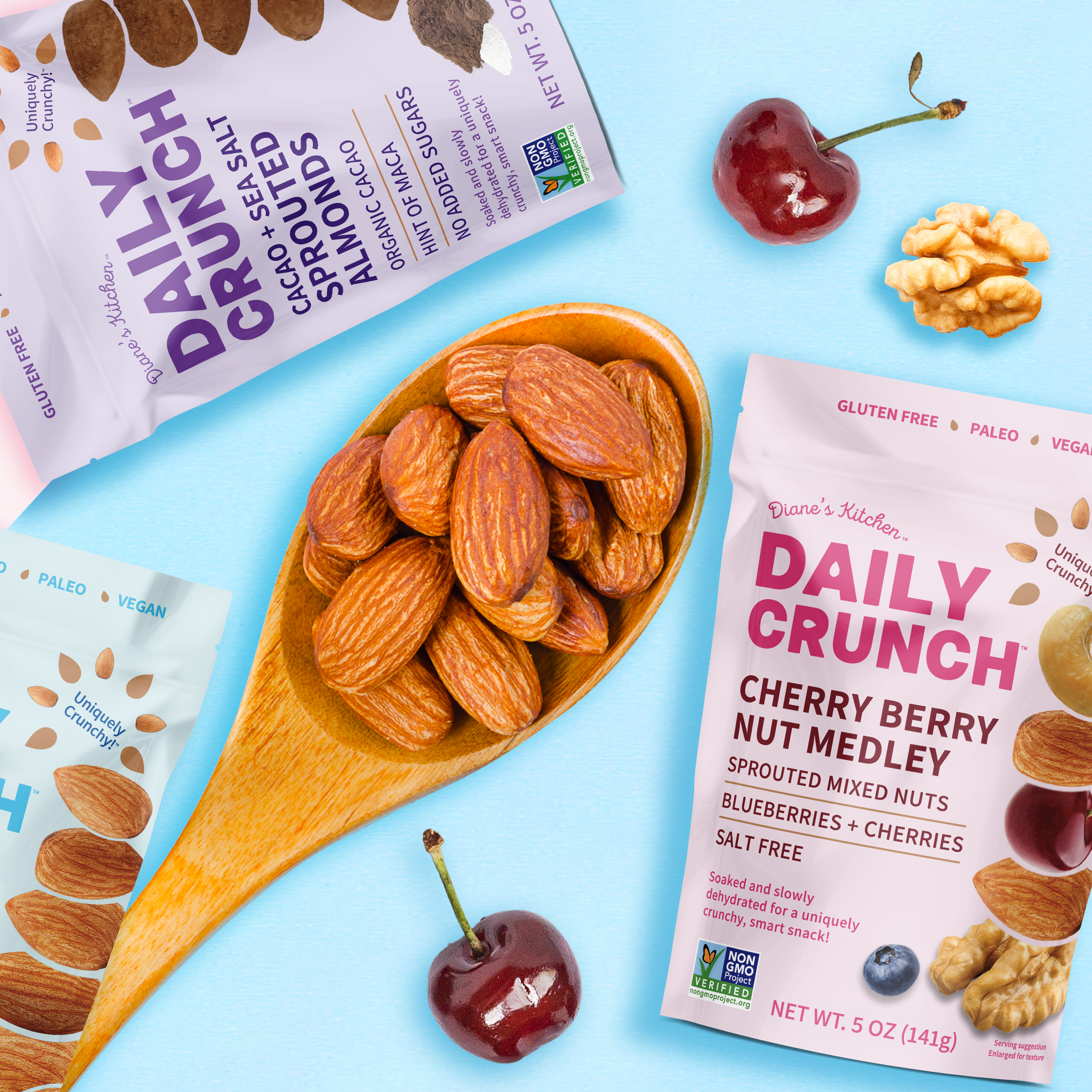 Meet a Maker: Laurel Orley, CEO + Co-Founder of Daily Crunch Snacks