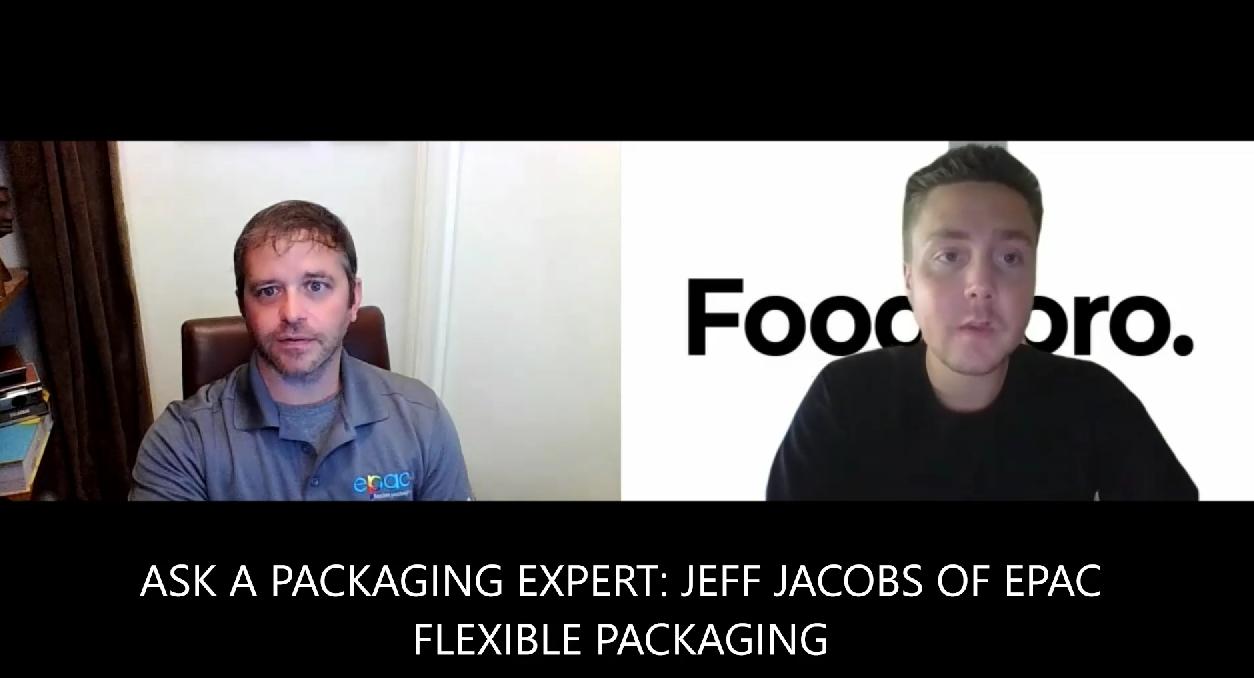 Ask an Expert: Jeff Jacobs of ePac Flexible Packaging
