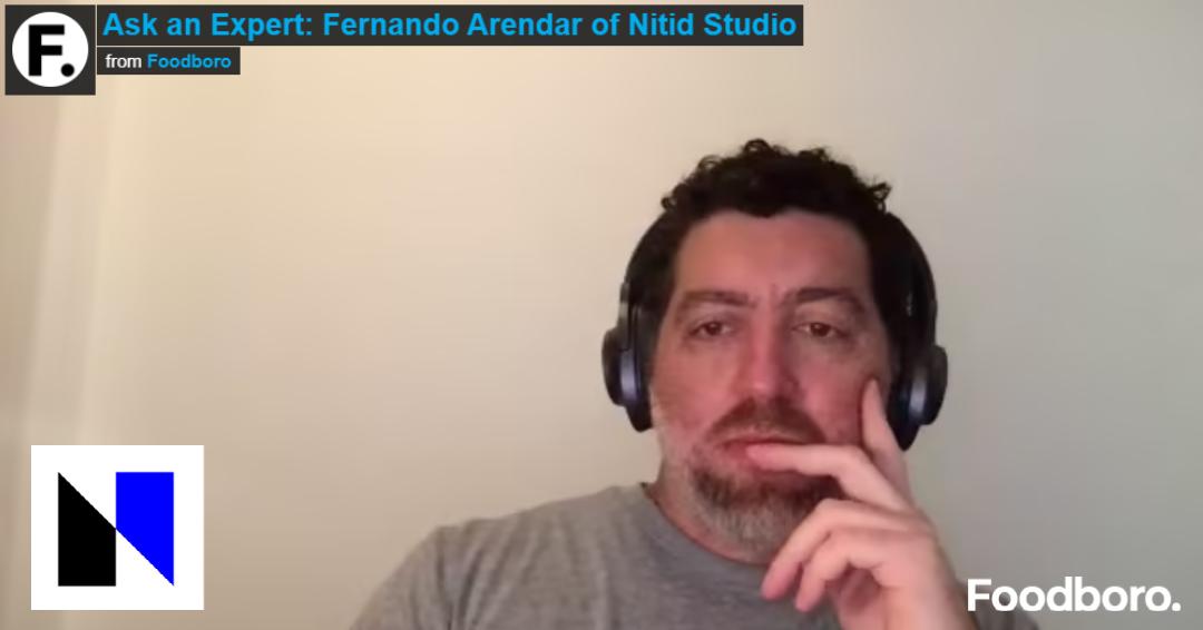 Ask an Expert: Fernando Arendar of Nitid Studio