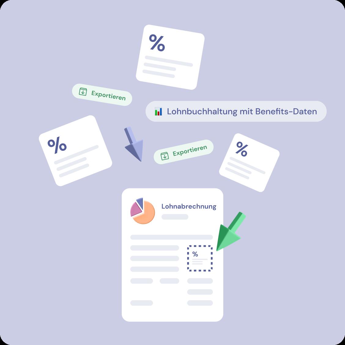 Produkt Teaser - Benefits auswählen