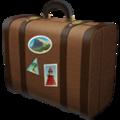 Suitcase emoji