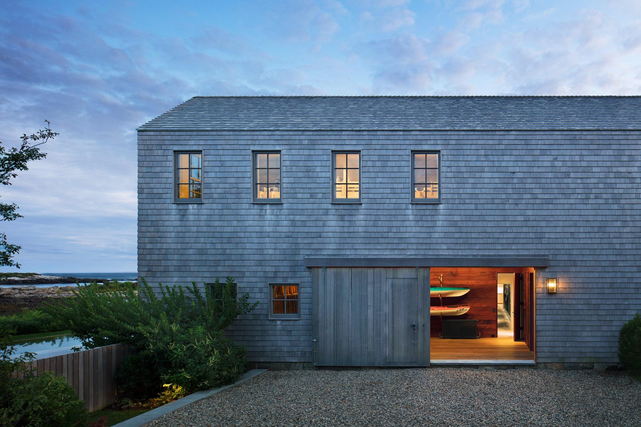 Sandpiper home boat house