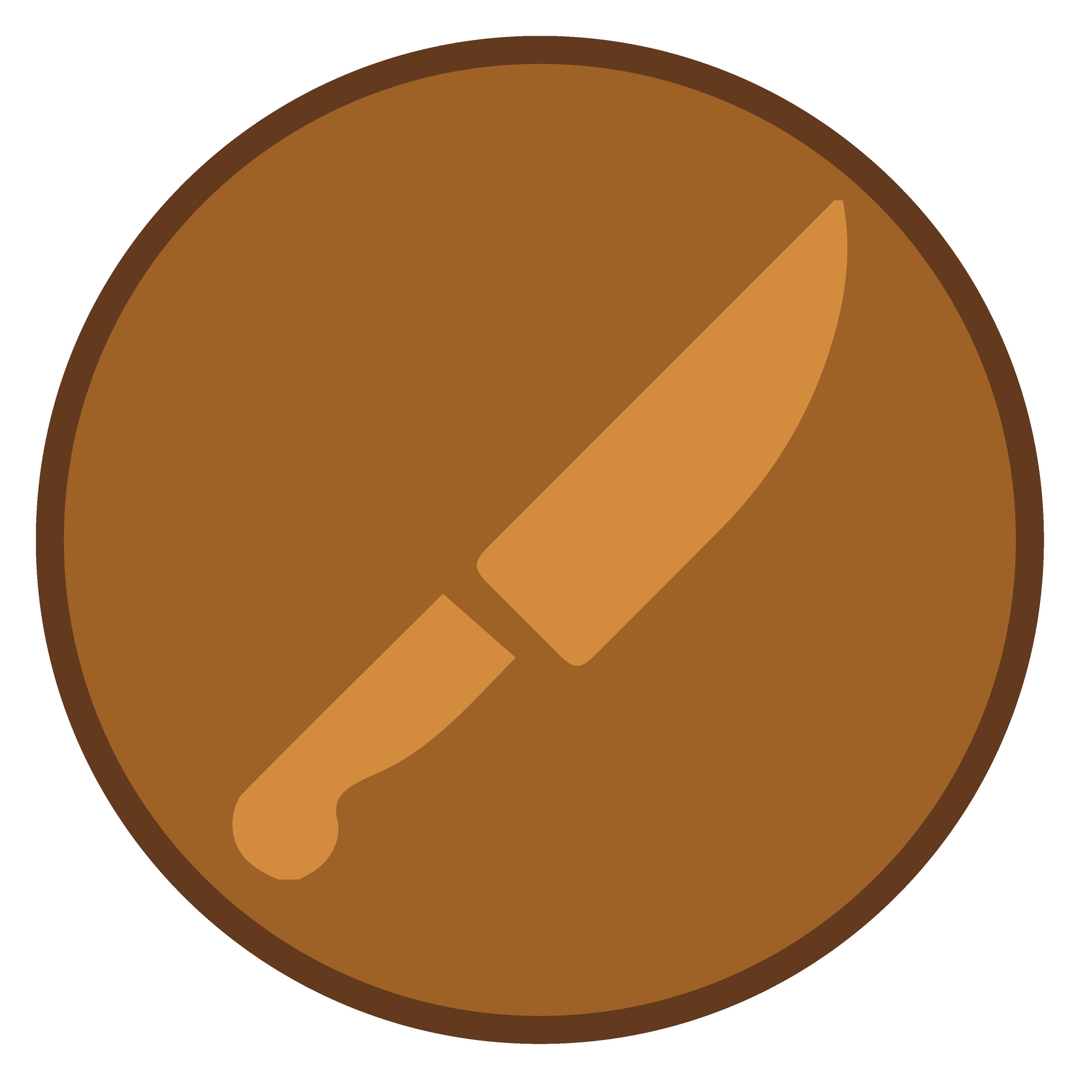 Knife patch