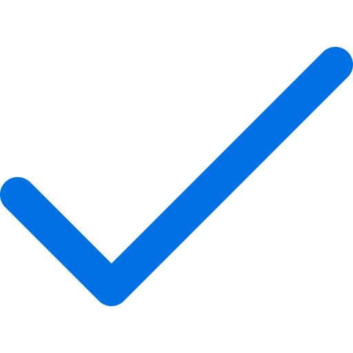 checkmark-in-blue