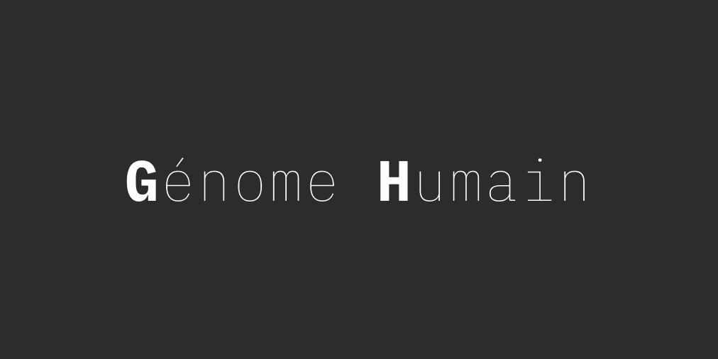 Génome humain: un moratoire international est urgent!