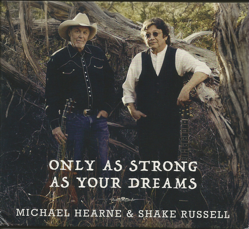 Shake Russell - Chasing the Song