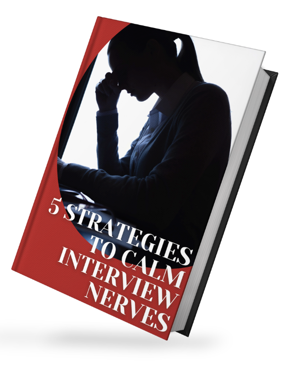 5 Strategies to calm interview nerves
