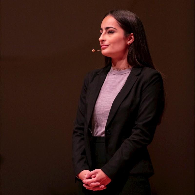 Yasmine Khosrowshahi @ Blue Tick Social