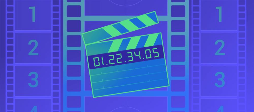 timecode graphic