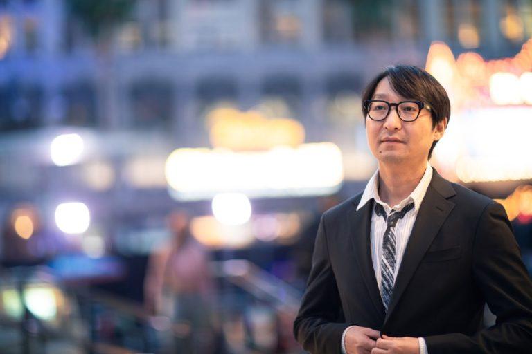 Parasite editor Jinmo Yang