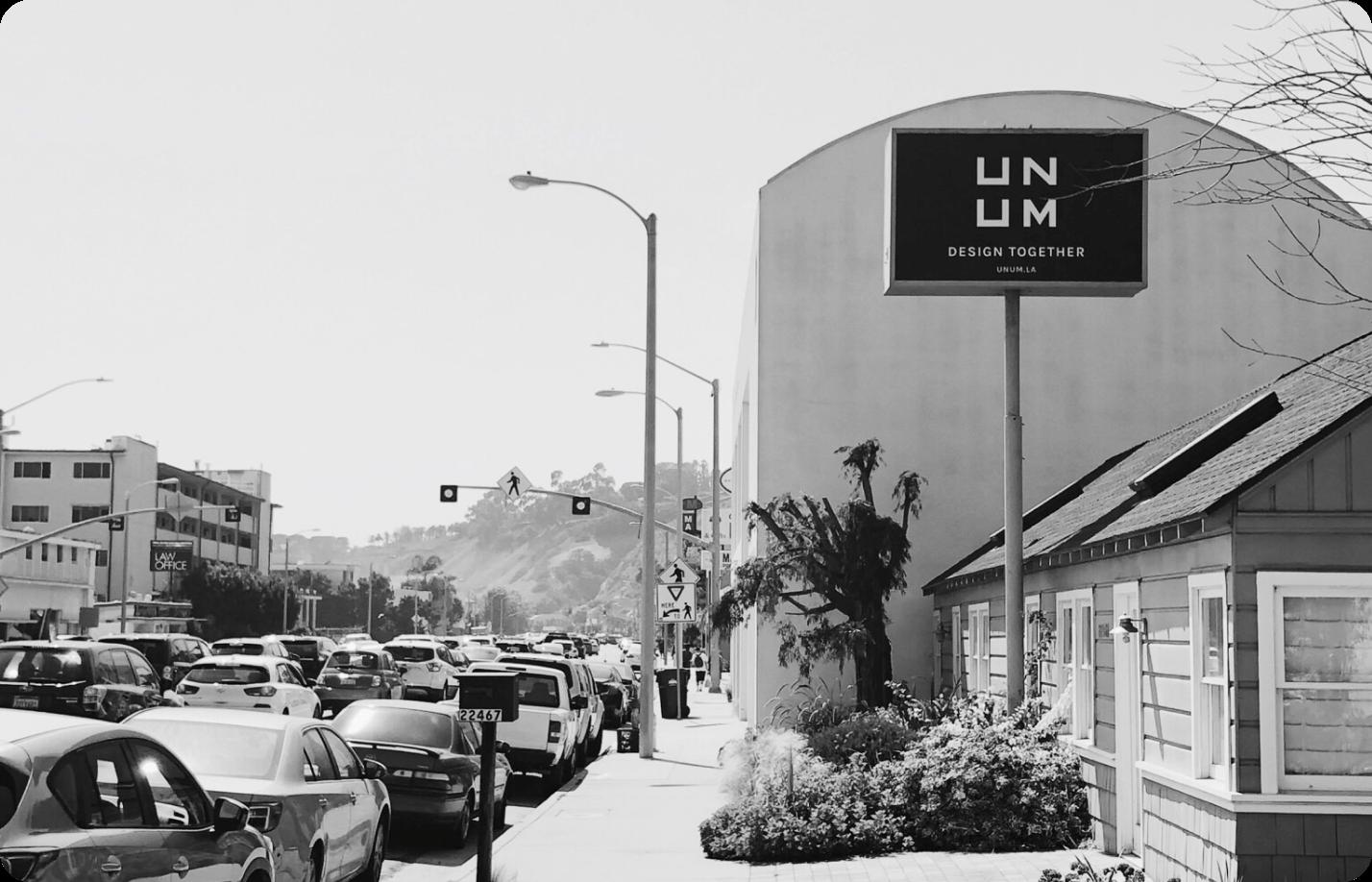 Unum Design Together street