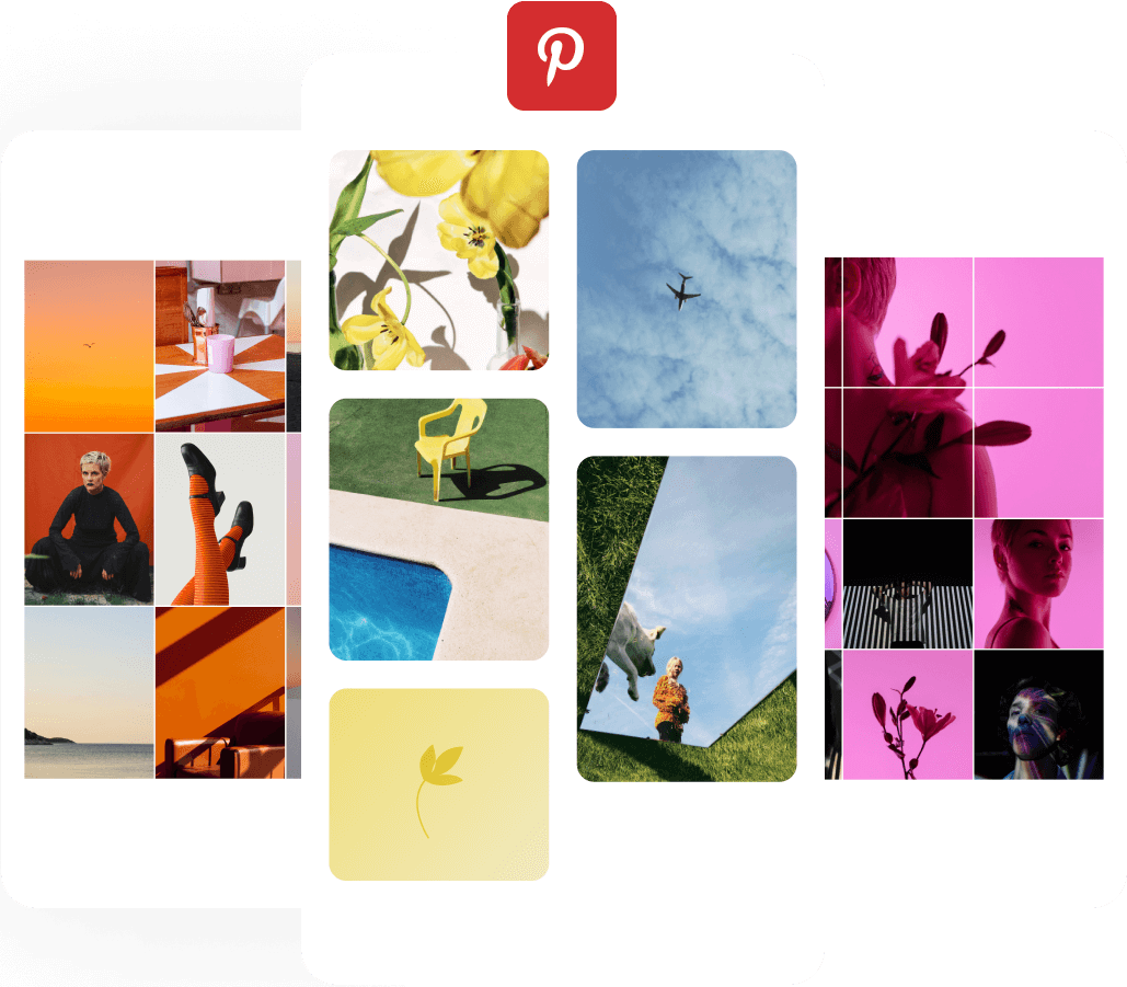 Pinterest Mockup