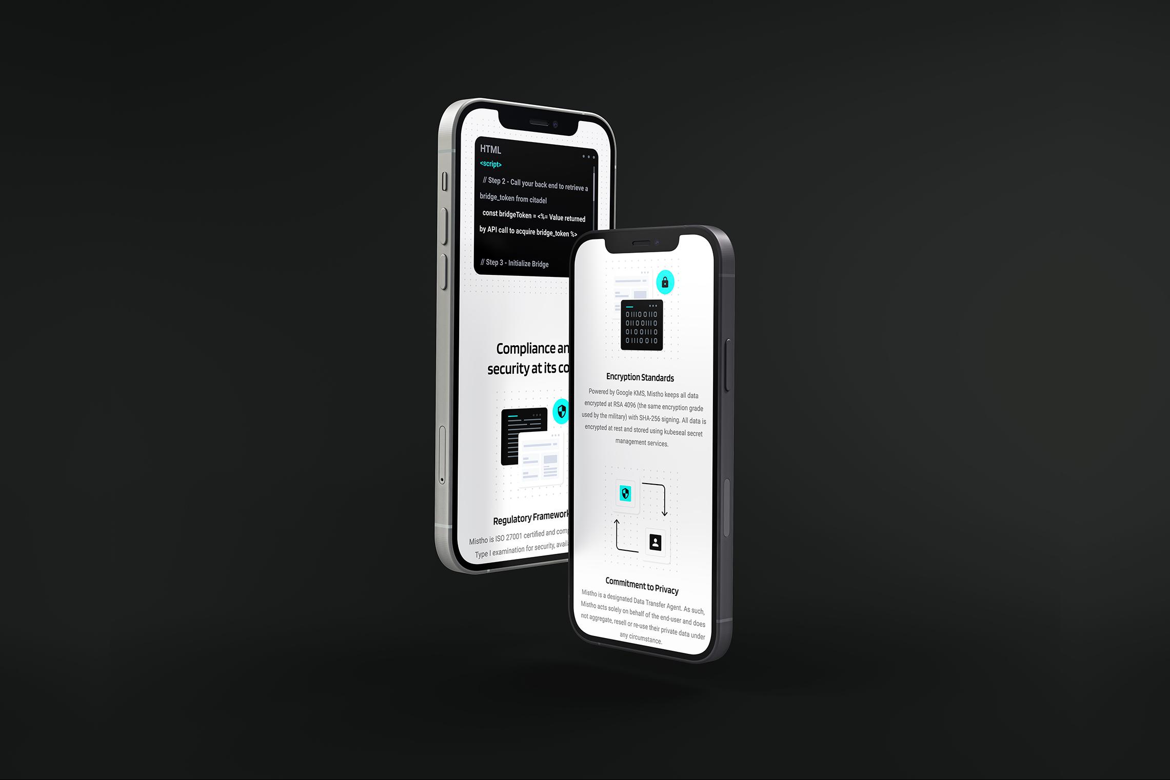 building the next wave of fintech innovation - API - UX UI- App Design - Web -