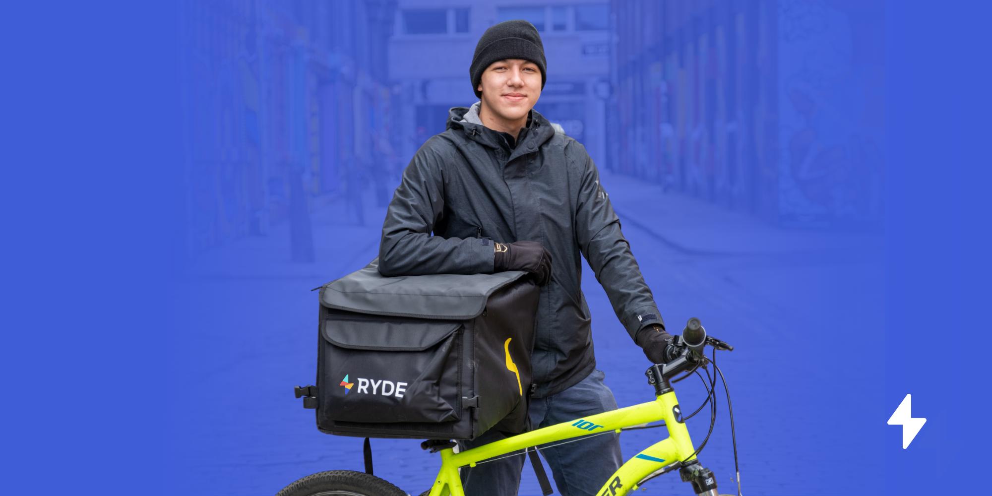 Ryde as a Rider First Platform