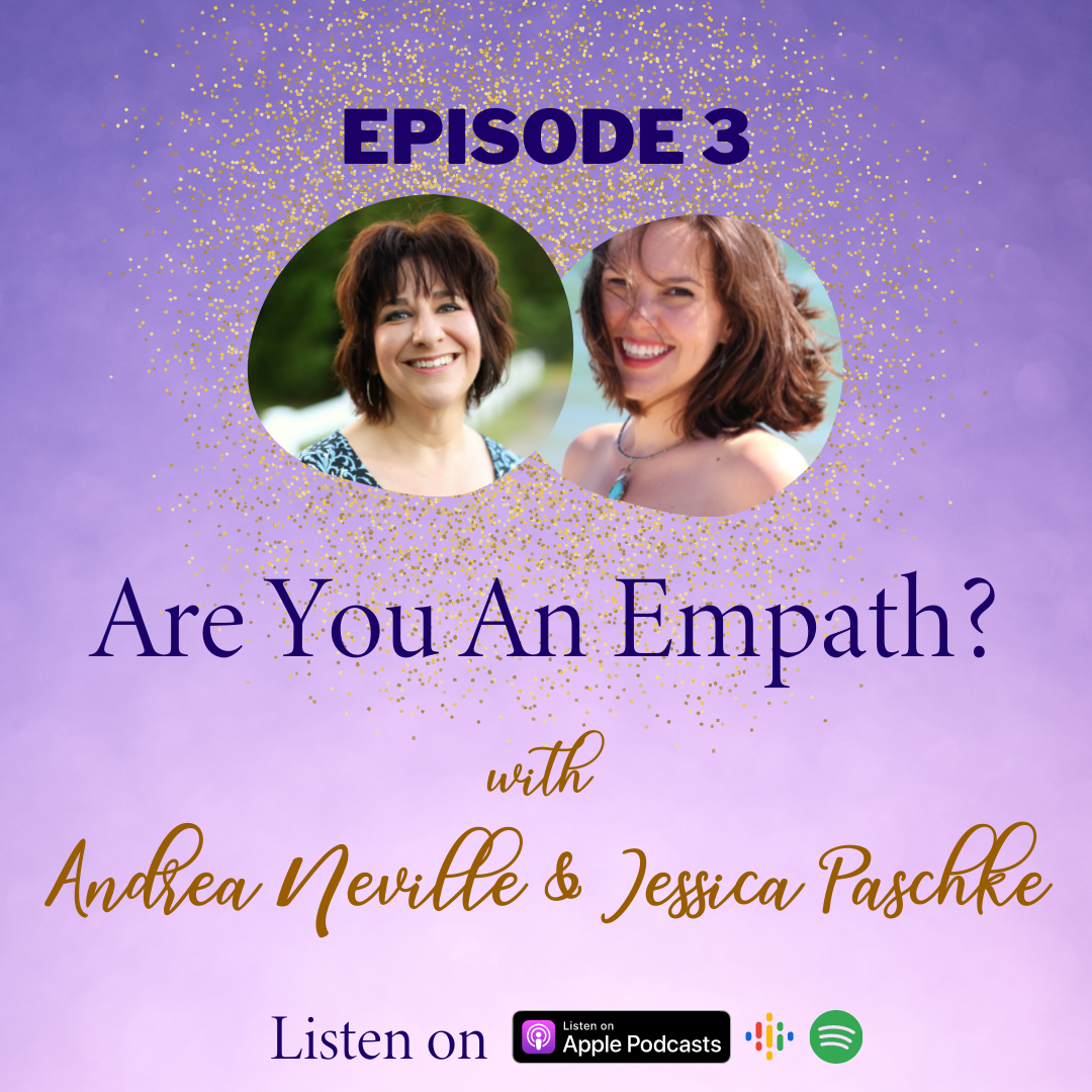 Ep 3: Are You An Empath?