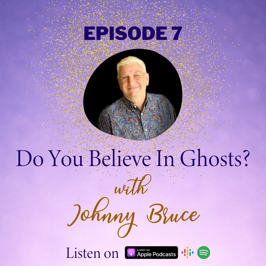 Ep 7: Do You Believe In Ghosts?