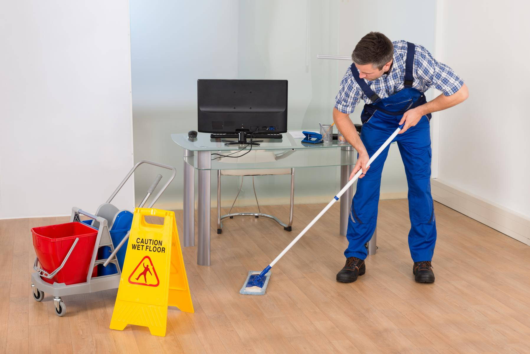 cleaning services in Vaughan