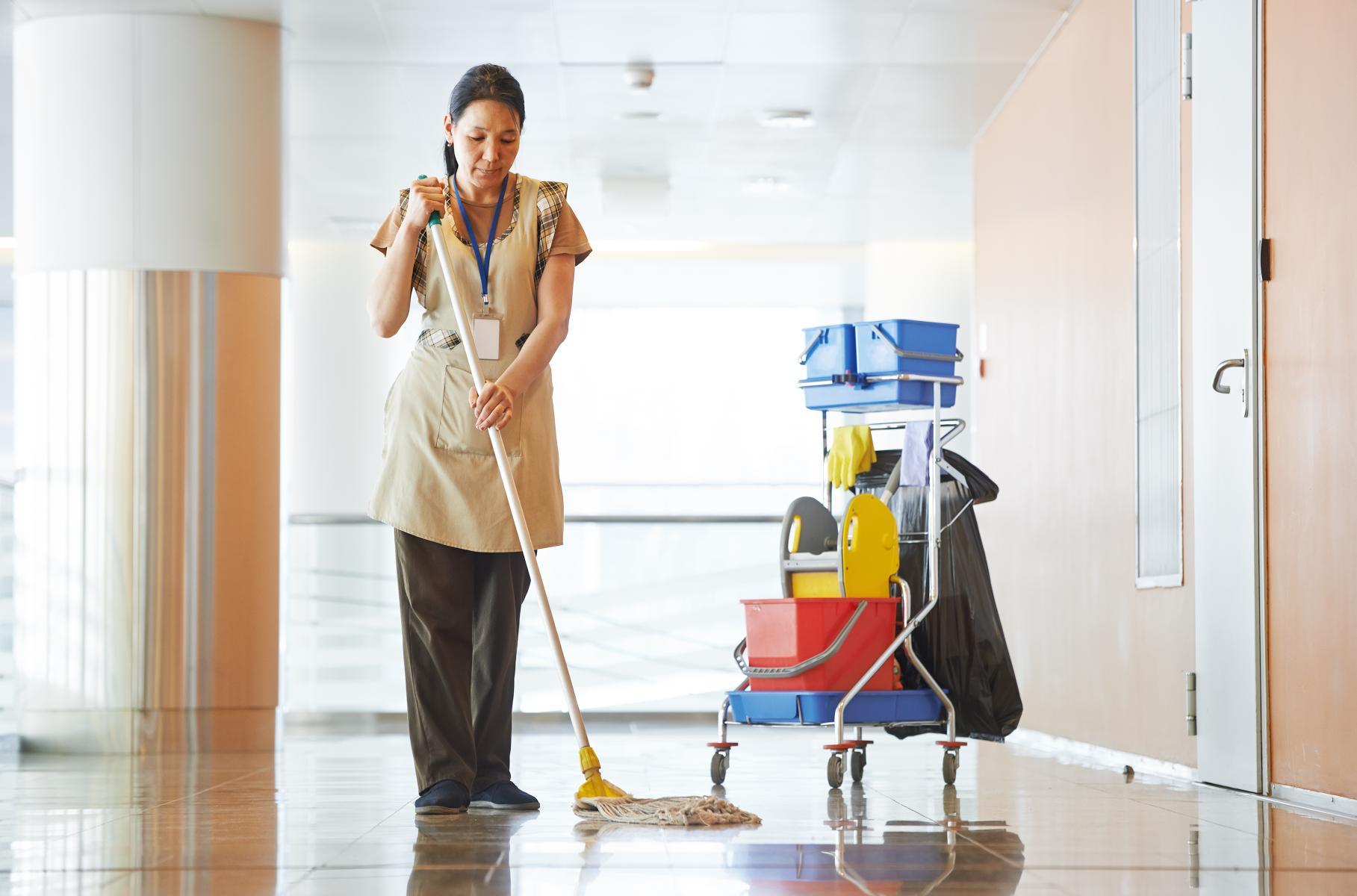 Janitorial Services Burlington