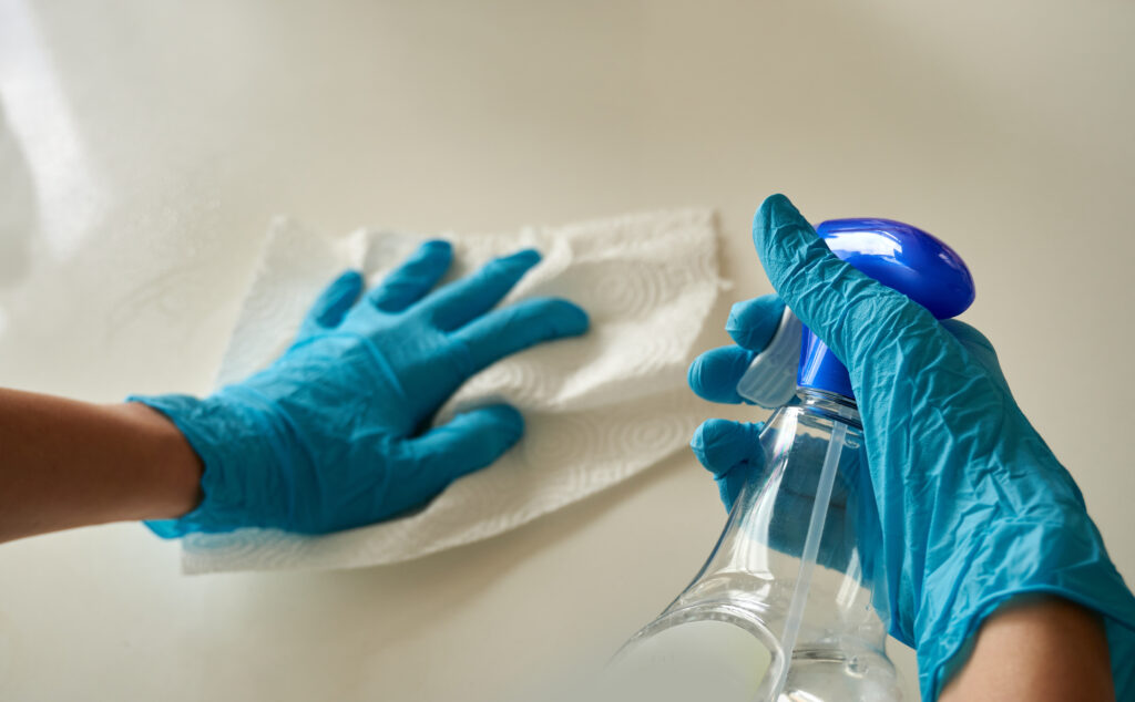 cleaning services in Barrie