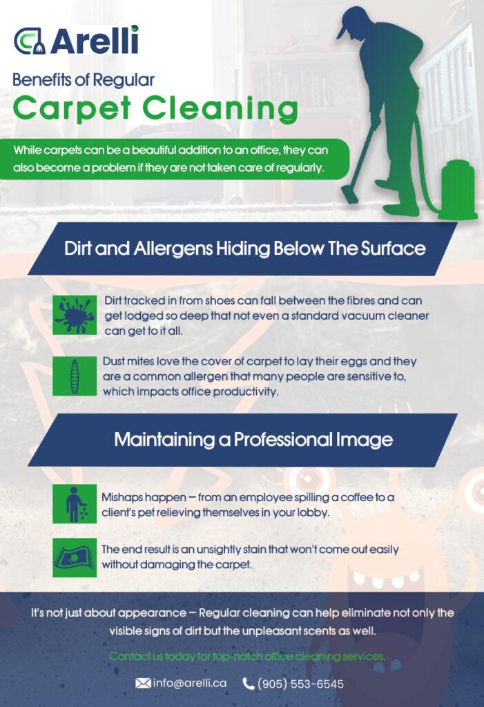 Benefits of Regular Carpet Cleaning
