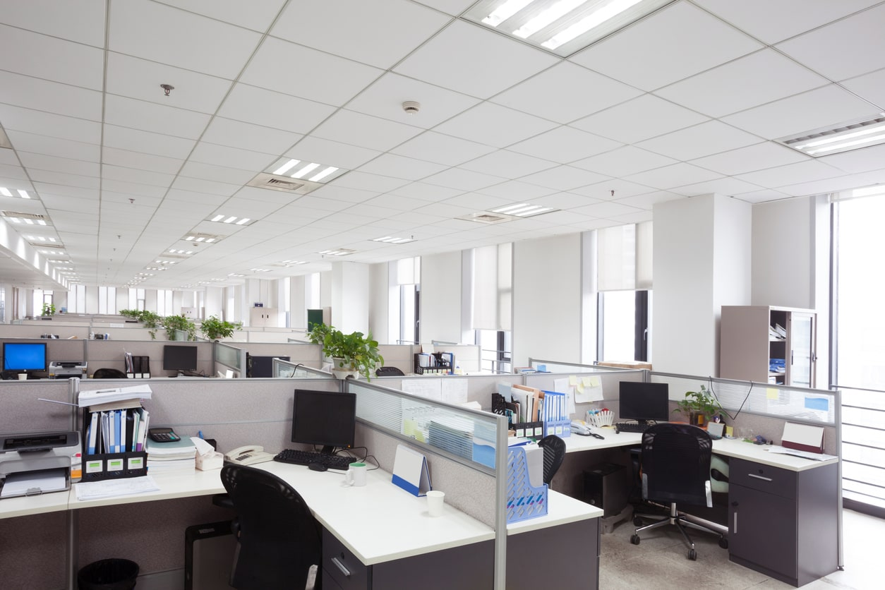white office image