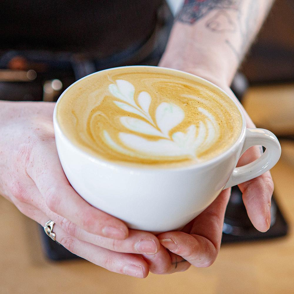 coffee art.