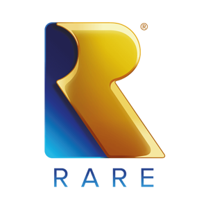 """Rare Limited is a British video game developer and a studio of Xbox Game Studios based in Twycross. Rare are known for their games spanning many genres, which include platforming, first-person shooter, action-adventure, fighting, and racing. Some of their most popular titles include games from the Donkey Kong, Banjo-Kazooie, Conker, Viva Piñata, Grabbed by the Ghoulies, and Battletoads series, as well as games like GoldenEye 007 and Sea of Thieves. The company was established in 1985 by brothers Tim and Chris Stamper, who also founded Ultimate Play the Game. During its early years, Rare was backed by an unlimited budget from Nintendo, primarily concentrated on Nintendo Entertainment System (NES) games. During this time the studio created successful games such as Wizards & Warriors, R.C. Pro-Am, and Battletoads. Rare became a prominent second-party developer for Nintendo, which came to own a large minority stake of the company. Throughout the 1990s and early 2000s, Rare started selling their games under the trademark name """"Rareware"""" and received international recognition and critical acclaim for games such as the Donkey Kong Country trilogy, Killer Instinct, GoldenEye 007, Banjo-Kazooie, Perfect Dark, and Conker's Bad Fur Day."""