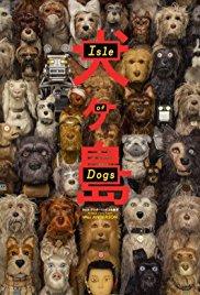 isleofdogs vanas poster