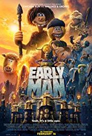 earlyman vanas poster