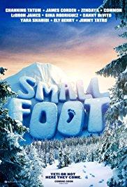smallfoot vanas poster