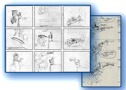 VANAS Blog writing for animation 1