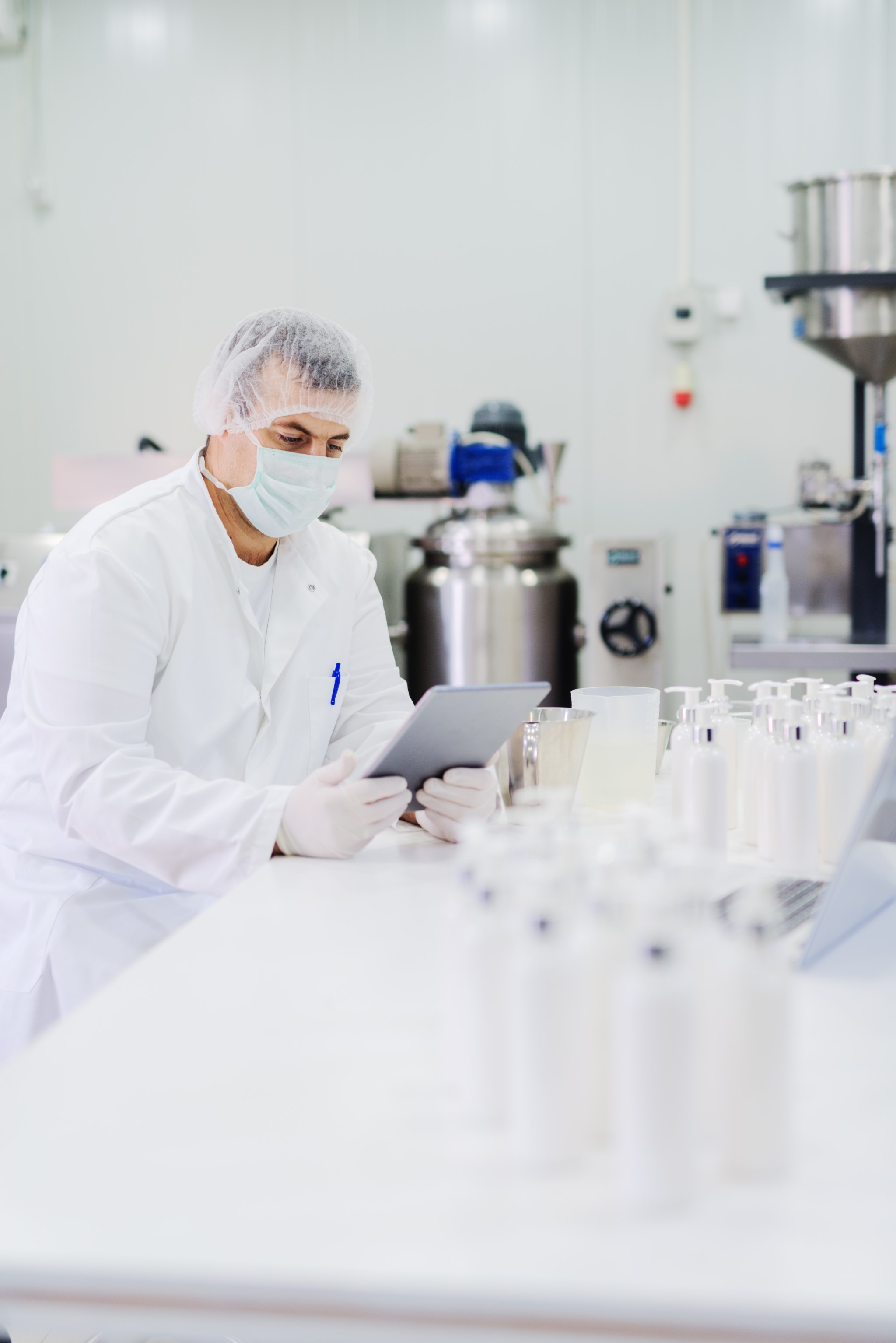 RNA OTC Inspection QC