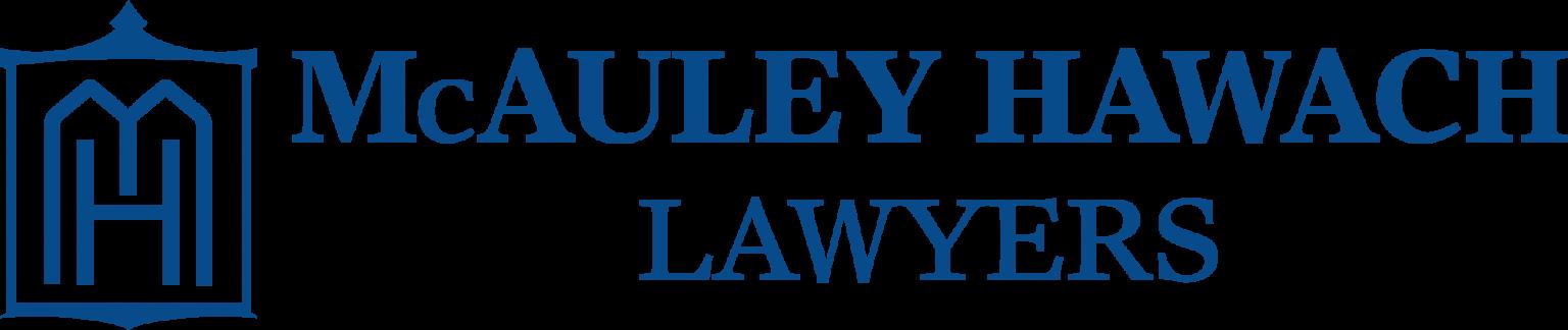 McAuley Hawach Lawyers website