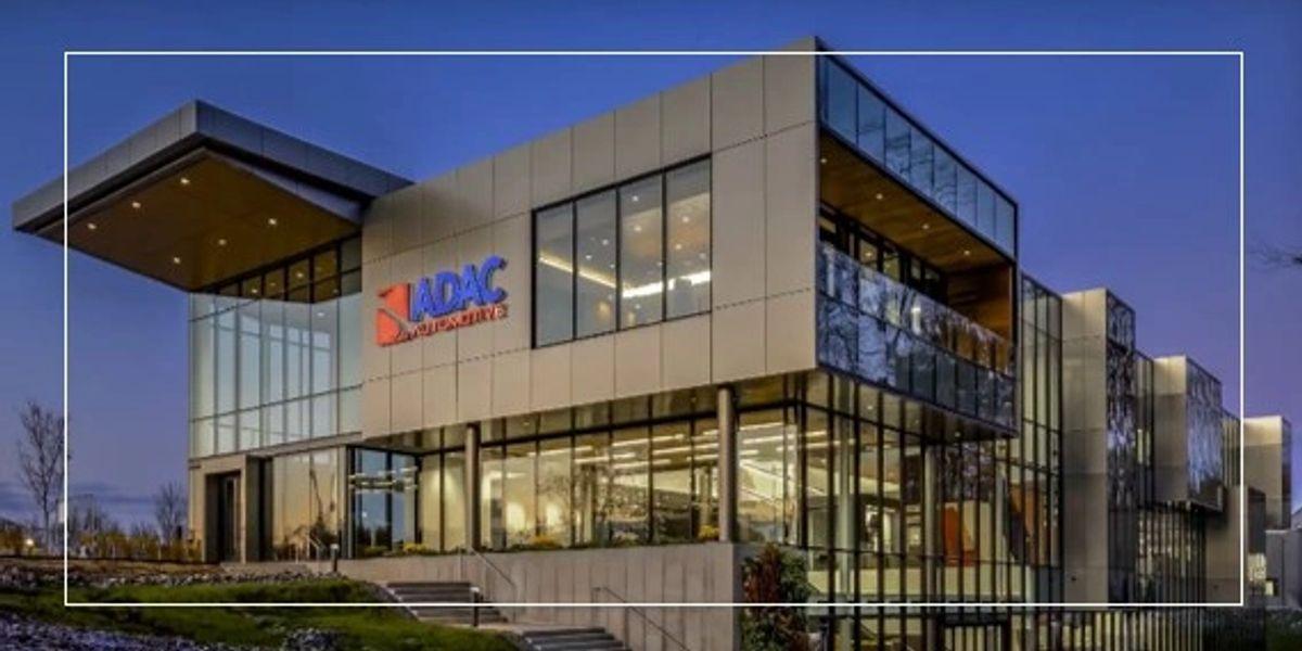ADAC HQ located in Grand Rapids, Michigan