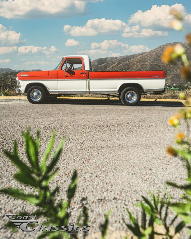 For Sale - 1967 Ford F100 Ranger
